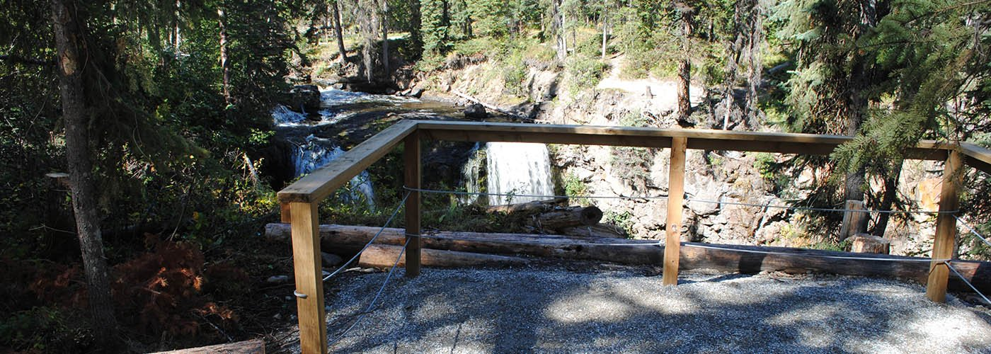 Picture of Moffat Falls Accessible Trail