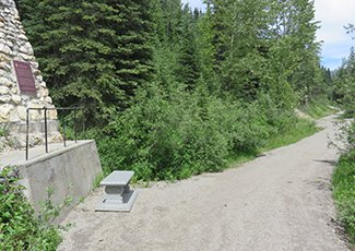 picture of Barkerville accessible trail