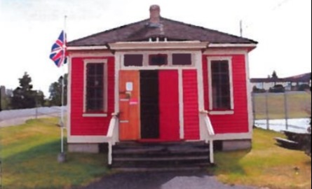 150 Mile House Red Schoolhouse Heritage Building